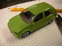 1:43 Volkswagen Golf by Burago.