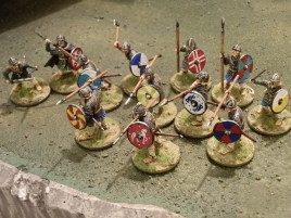 And here are my final saxons for now.