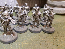 These are Black Tree models. They're a mix of old cybermen styles.