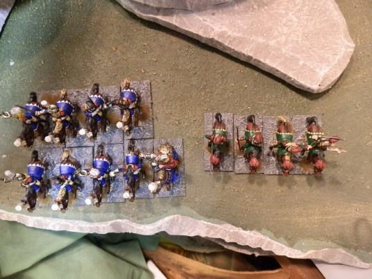 Deadloque Elf Cavalry