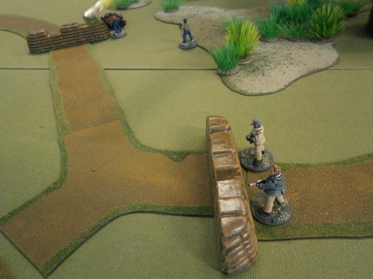 Commando Attack!