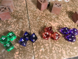 It's dice time!