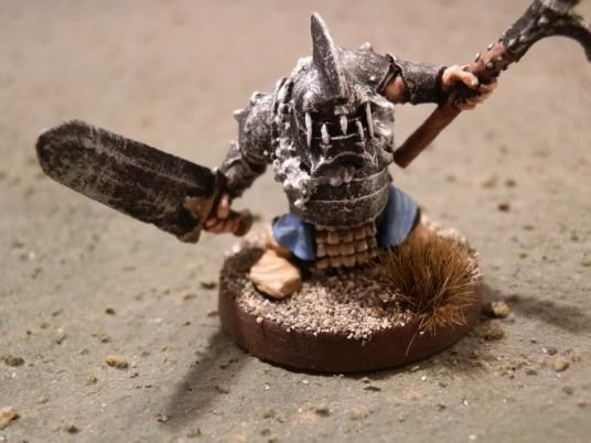 Dark Tusk Totem Handler