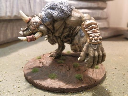Dark Tusk Totem