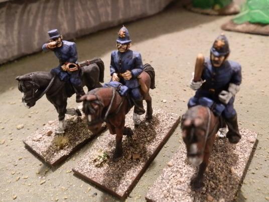 Victorian riders