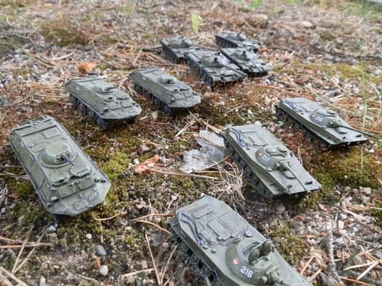Soviet Armor