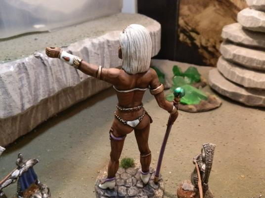 Giant Sorceress