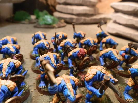 Saurian Invasion